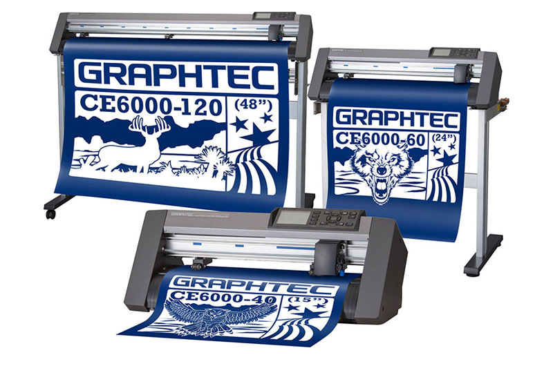 Graphtec CE6000 Series - Cutting Plotters