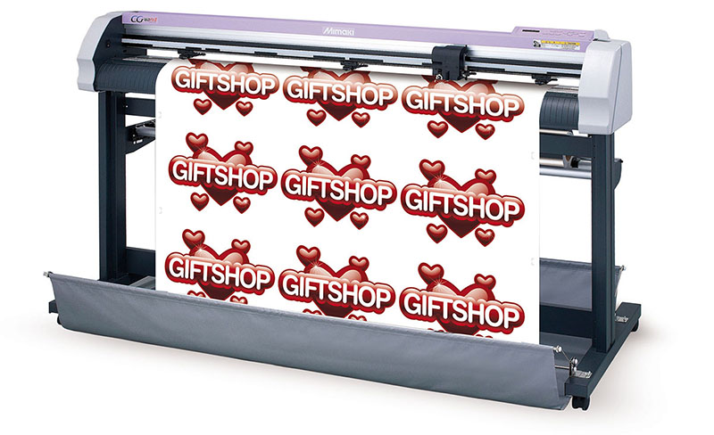 Mimaki Cutting Plotters for sign and graphics