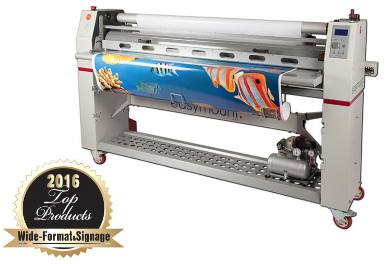 Easymount Air 1600 Single Hot Laminator