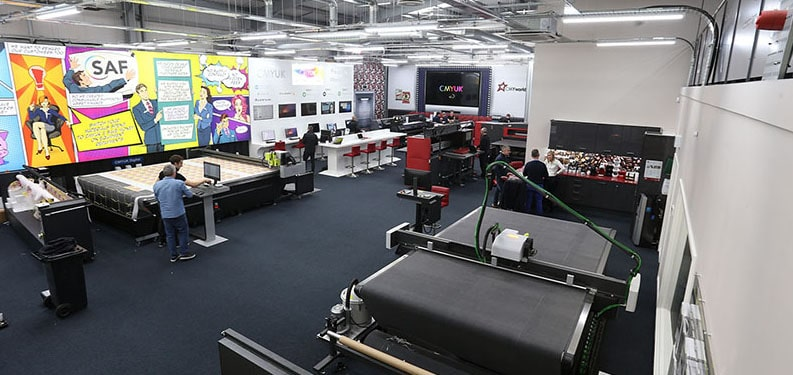 CMYUK Demo & Training Centre