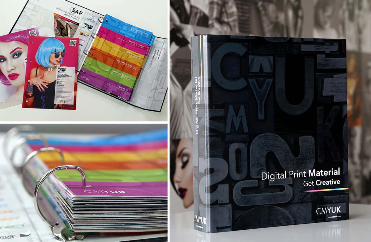 Digital Media Sample Binder