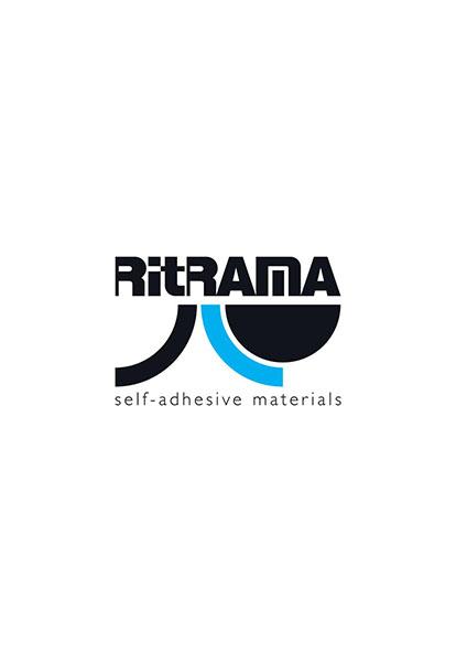 Ritrama RI-JET 100 Gloss White AP Permanent Vinyl - 05049