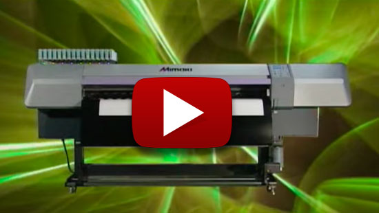 Mimaki JV5-320s Series Video