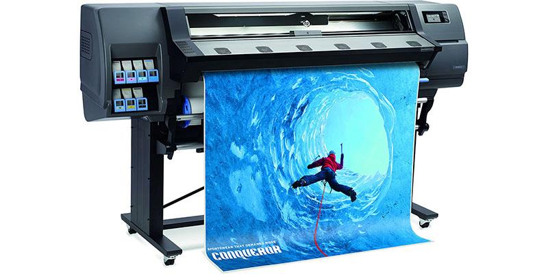 HP Latex 315 - Versatile & Compact Sign & Display Printer