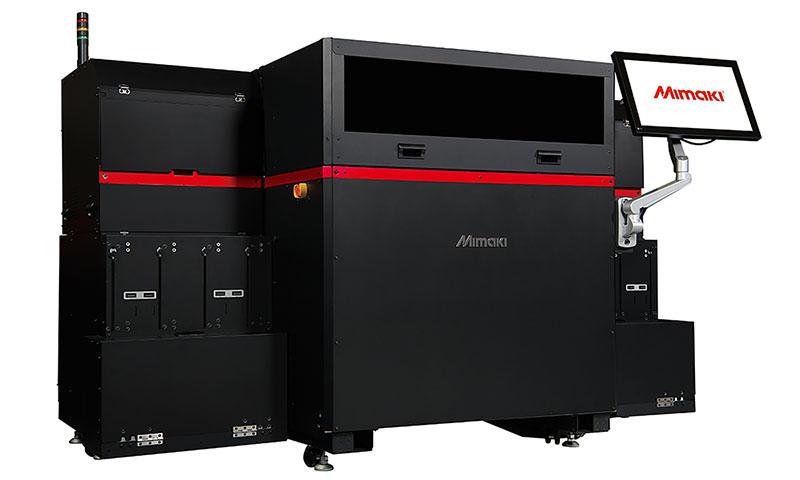 Mimaki 3DUJ-553 - UV Inkjet Resin 3D Printer