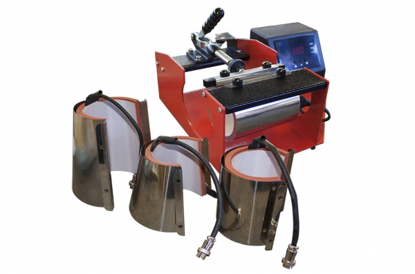 Adkins Heat Press Direct by Adkins 4-in-1 Multifunctional Mug Press