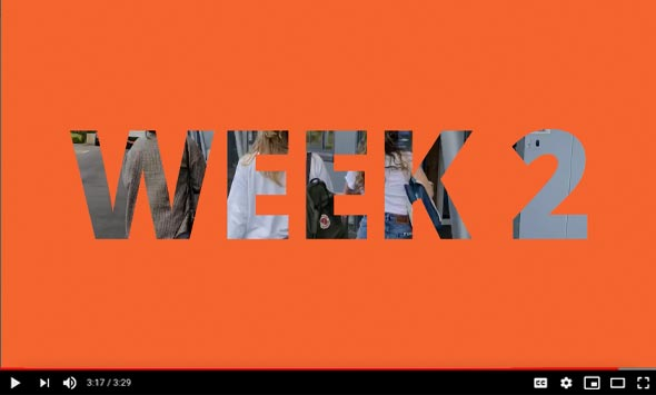 Creatives in Residence Live - Week 2