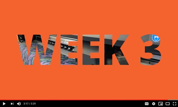Creatives in Residence Live - Week 3