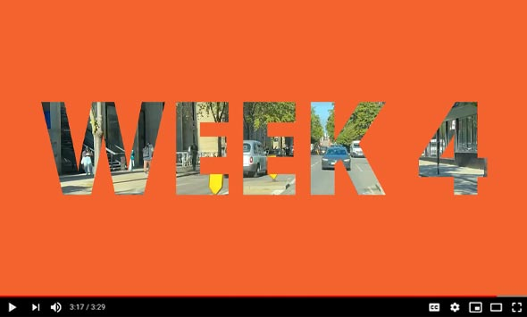 Creatives in Residence Live - Week 4