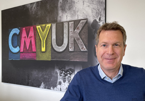 John Sulzmann joins CMYUK in Sustainability Materials role
