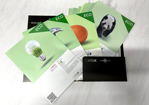 CMYUK unveils range of PVC-free materials