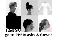 PPE Masks and Gowns