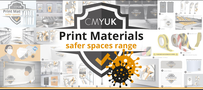 Safer Spaces material range