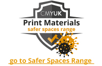 Safer Spaces Print Materials