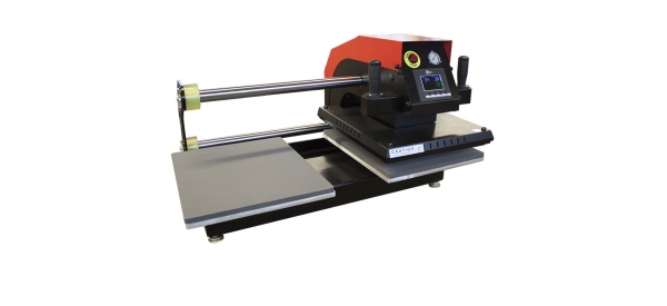 Adkins Heat Press Direct by Adkins Twin Table Pneumatic Sublimation Heat Press 40x50cm